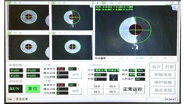 UVW视觉对位检测设备