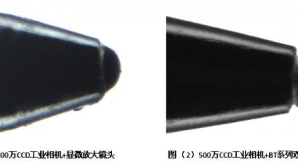 盈泰德科技远心镜头如何实现圆珠笔芯视觉检测