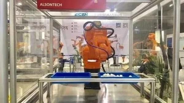 工业机器人跟人工智能会擦出什么样的火花?