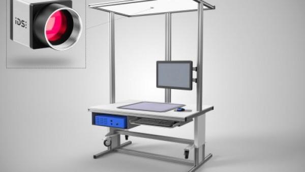 使用机器视觉检测完成智能装配辅助系统