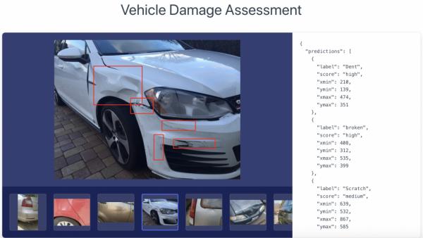 汽车外观检测 视觉表面检测