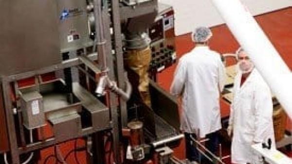 食品包装检测体系 工厂机器视觉自动化