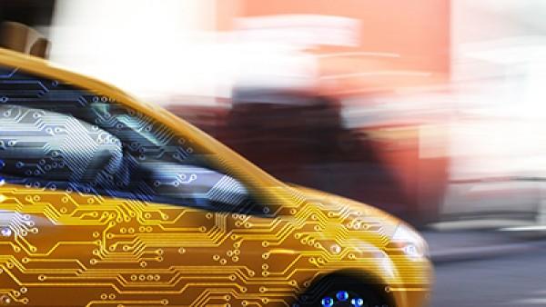 使用嵌入式视觉为机器人出租车做准备