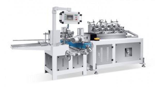 纸吸管机设备 可定制生产纸吸管机器