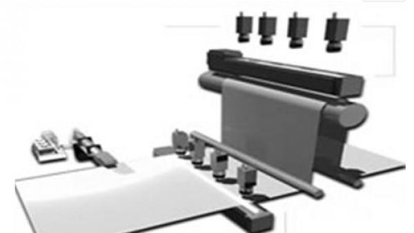 布匹生产在线检测系统,在线检测布匹色差、颜色和杂质