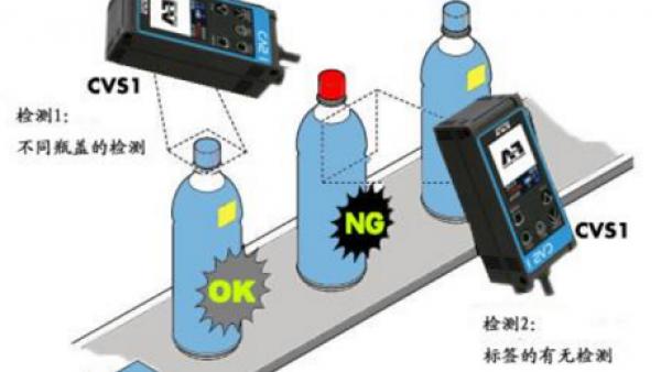 瓶盖检测系统,让瓶盖再无瑕疵和缺陷