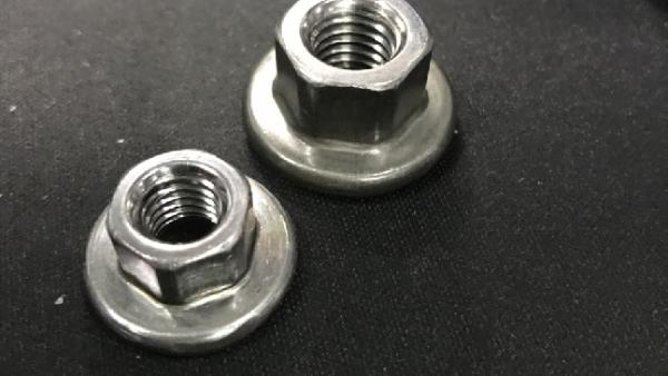 轴承螺母检测(轴承螺母表面焊点缺陷尺寸视觉检测)