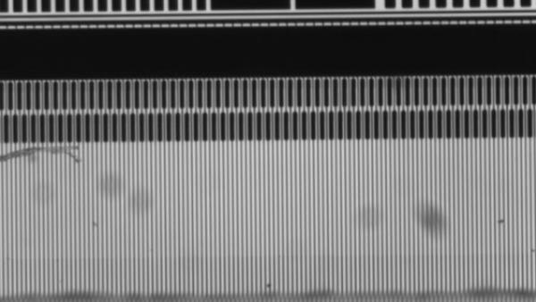 机器视觉检测方案,IC线路短路检测