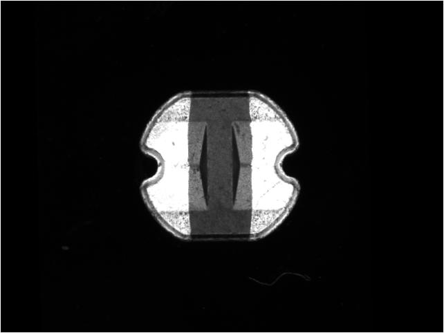 电子元器件视觉检测设备检测电感外观方案
