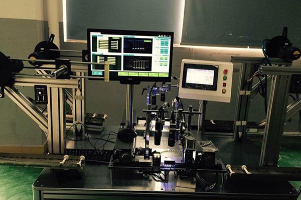 CCD视觉定位系统(零部件尺寸检测应用)-机器视觉_视觉检测设备_3D视觉_缺陷检测