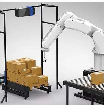 工业机器臂3D视觉无序抓取解决方案-机器视觉_视觉检测设备_3D视觉_缺陷检测